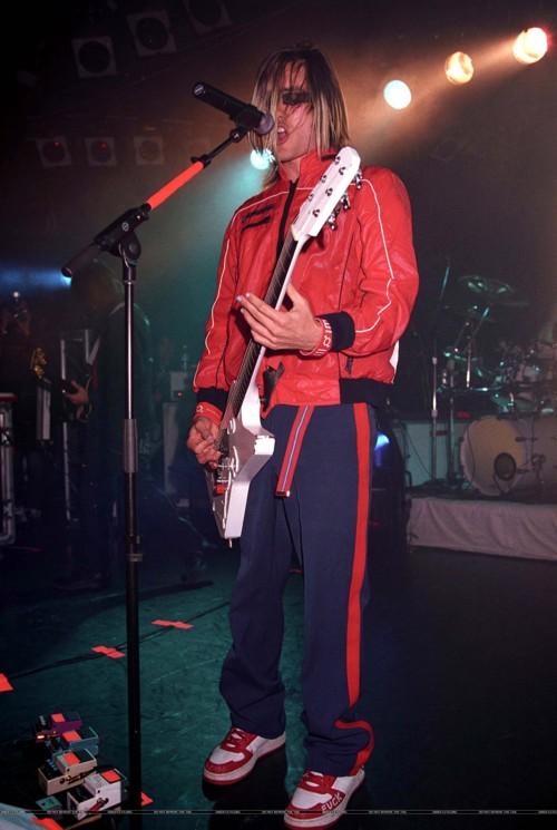 Review de concert (21 Février 2004 @ The Roxy) 00711