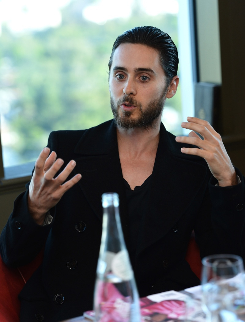 Jared Leto at Fast Company celebration of the launch of Co.Create, 7 Juin 2012  01116