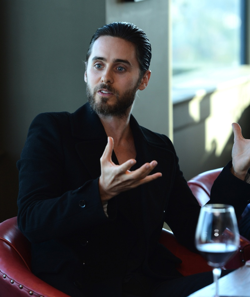 Jared Leto at Fast Company celebration of the launch of Co.Create, 7 Juin 2012  01218