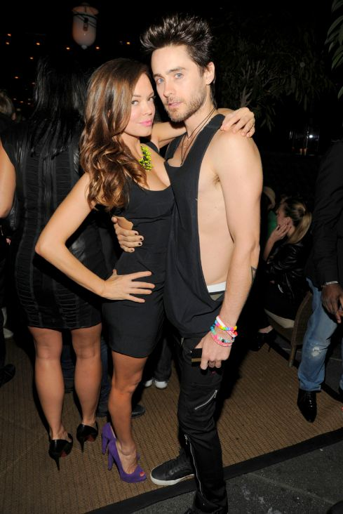 [2011] Jared Leto at Erickson Beamon The Redemption of Eve & Return to the Garden Event-11/09/2011 01311