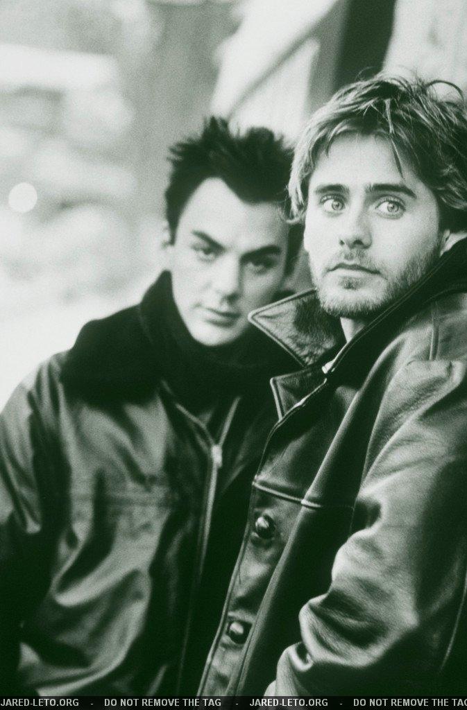 [1998] Jared et Shannon Leto en 1998 0411