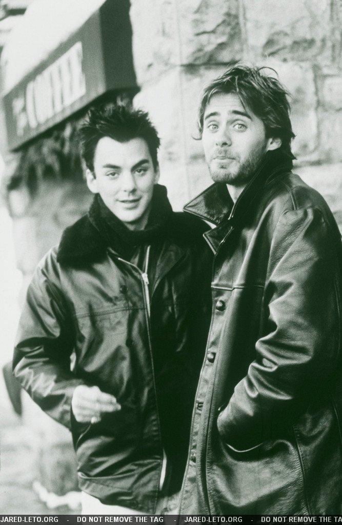 [1998] Jared et Shannon Leto en 1998 0511