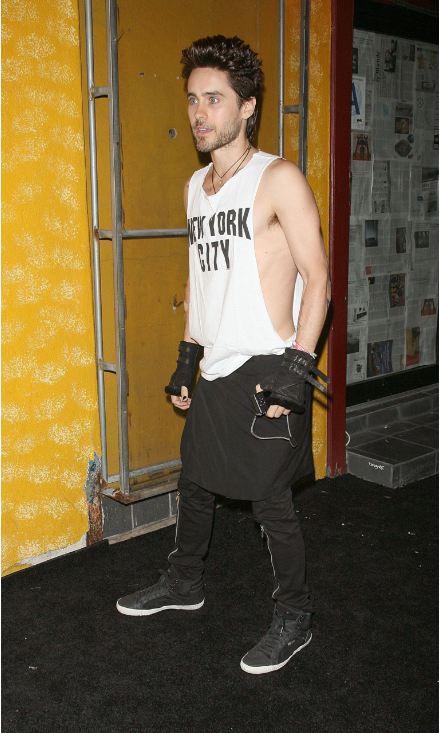 [2011] Jared Leto © Barneys New York Celebrates Carine Roitfeld - 10 Septembre 2011 10710