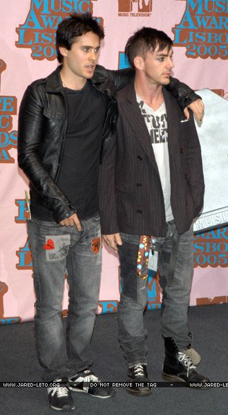 [2005] Jared et Shannon Leto / Music Award 2005 1611