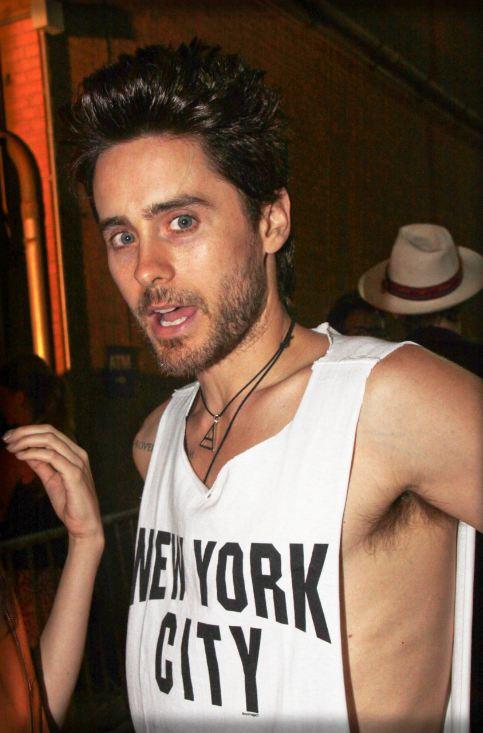 [2011] Jared Leto © Barneys New York Celebrates Carine Roitfeld - 10 Septembre 2011 20110
