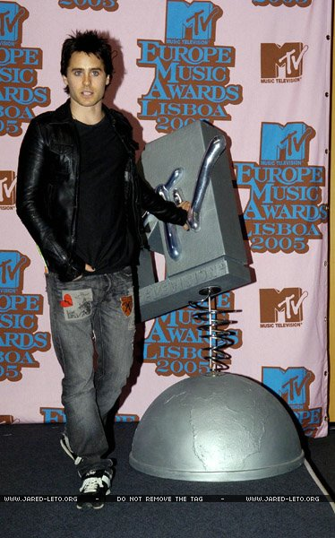 [2005] Jared et Shannon Leto / Music Award 2005 2111