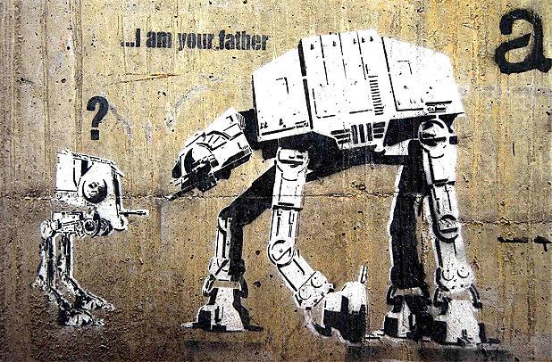 Banksy inspire 30 Seconds To Mars Banksy11