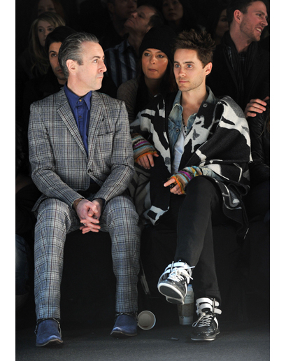 The Worst-Dressed Man in the World 2011 is Jared Leto d'après GQ Jared-11