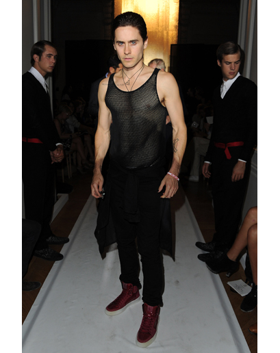 The Worst-Dressed Man in the World 2011 is Jared Leto d'après GQ Jared-16