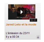 30 Seconds to Mars dans Paris Dernière - Page 2 Jared_14