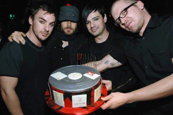 [2007] Célébration Disque de platine d'ABL [09.02.07] Party-11