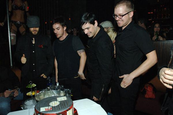 [2007] Célébration Disque de platine d'ABL [09.02.07] Party-12