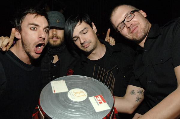 [2007] Célébration Disque de platine d'ABL [09.02.07] Party-13