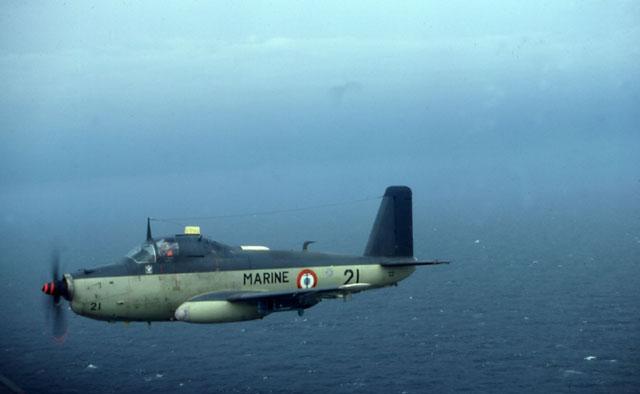 [Aéronavale divers] Breguet Alizé BR 1050 1977_111