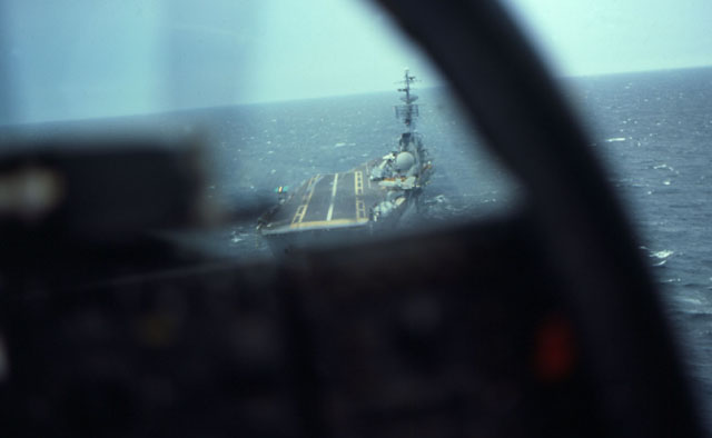 [Aéronavale divers] Breguet Alizé BR 1050 1977_113