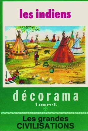 feuilles de transferts Decora10