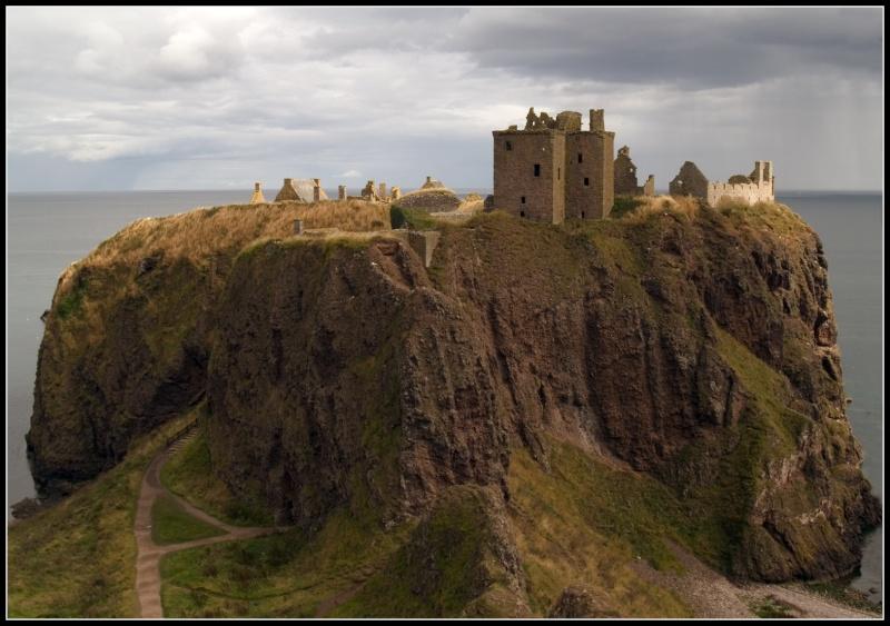 Défi: château de Dunnottar, Ecosse [trouvé par Gyruss] 86090210