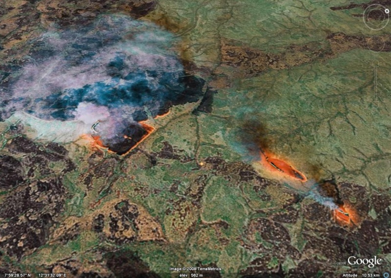 Au feu ! !  [Les incendies découverts dans Google Earth] - Page 4 Feu10