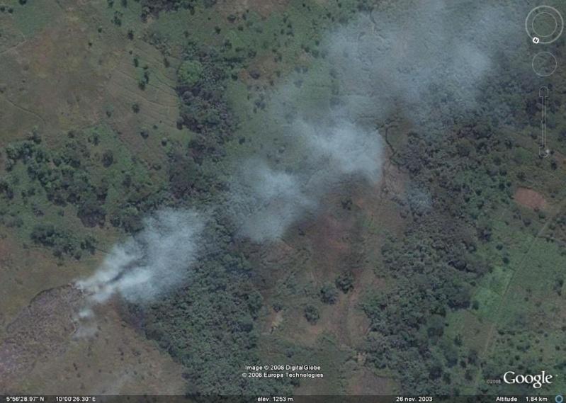 Au feu ! !  [Les incendies découverts dans Google Earth] - Page 4 Feu210