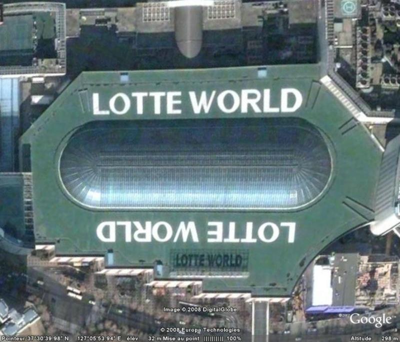 Lotte World - Séoul, Corée du Sud Lotte_10