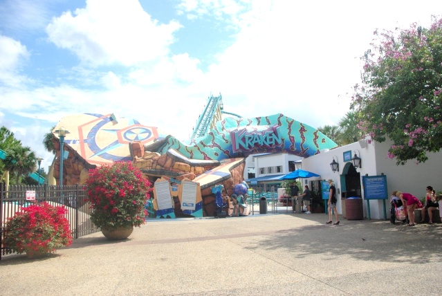15 jours en Floride : seaworld, IOA, animal kingdom et discovery cove Voyage31