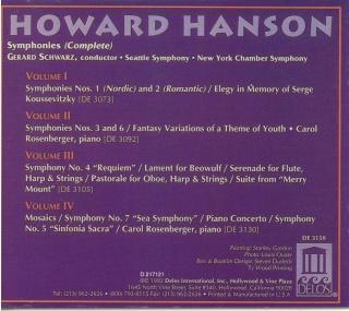 Howard HANSON (1896-1981) 2_back10