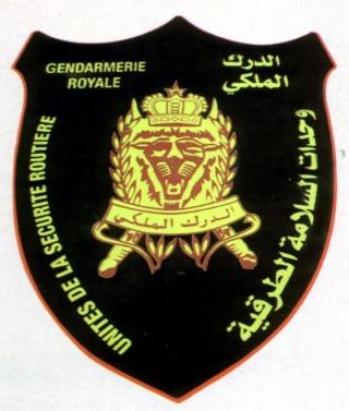 Grades et Insignes de la Gendarmerie Royale Unitsd10