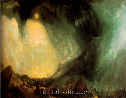 Vos oeuvres picturales favorites Turner10
