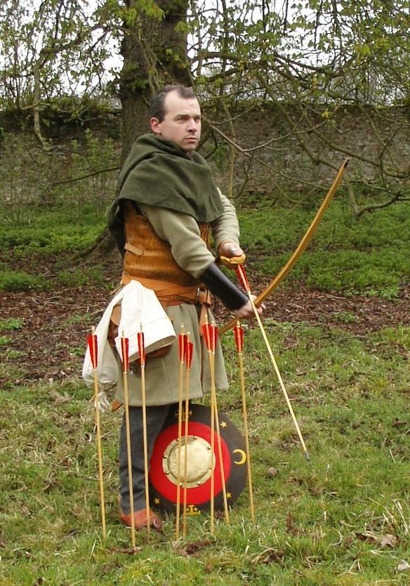 costume d archer Rif_5310