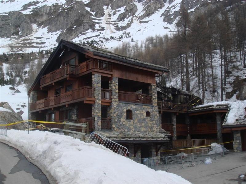 [ValIsère]Incendie à Val d'Isère Dsc06111