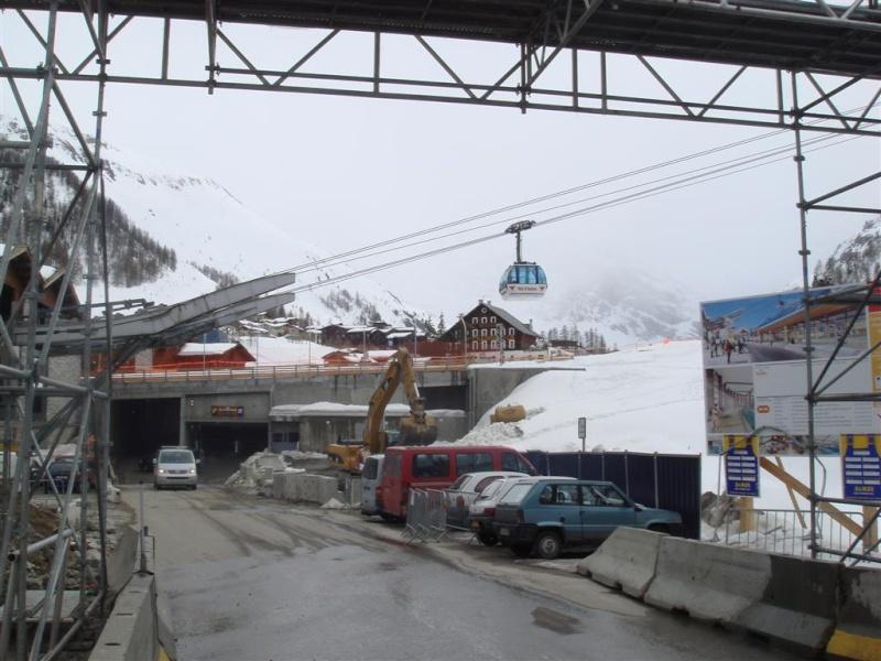 [ValIsère]Le centre sportif de Val Dsc06411