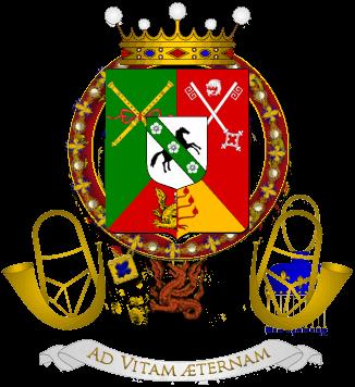 Armorial de l'Ordre de Sainct George Garaul10