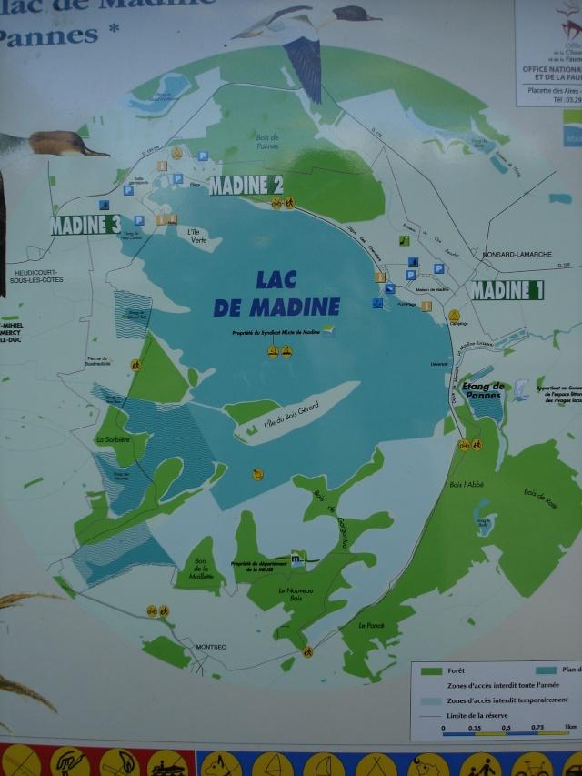Lac de Madine – Grand lac public – La Meuse (55) Madine12