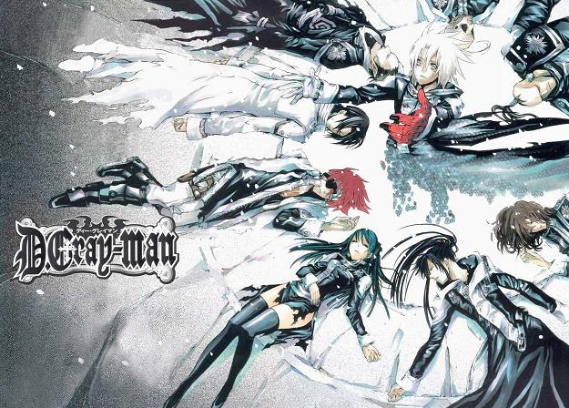 [Anime + Manga] D.Gray Man	 Dgm10