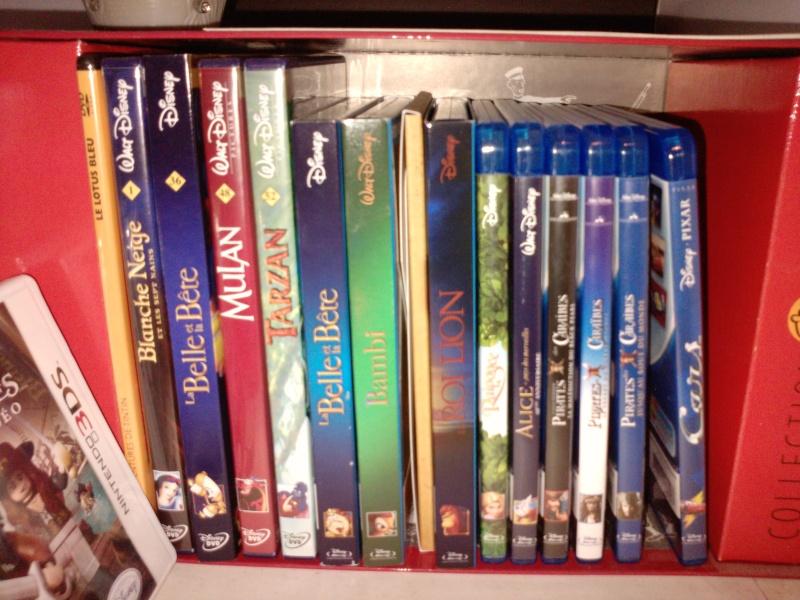 [Photos] Postez les photos de votre collection de DVD et Blu-ray Disney ! - Page 3 P1021010