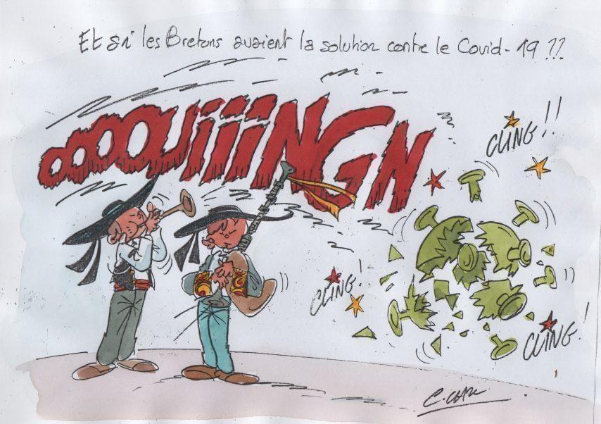 dessin humouristique  Breton10