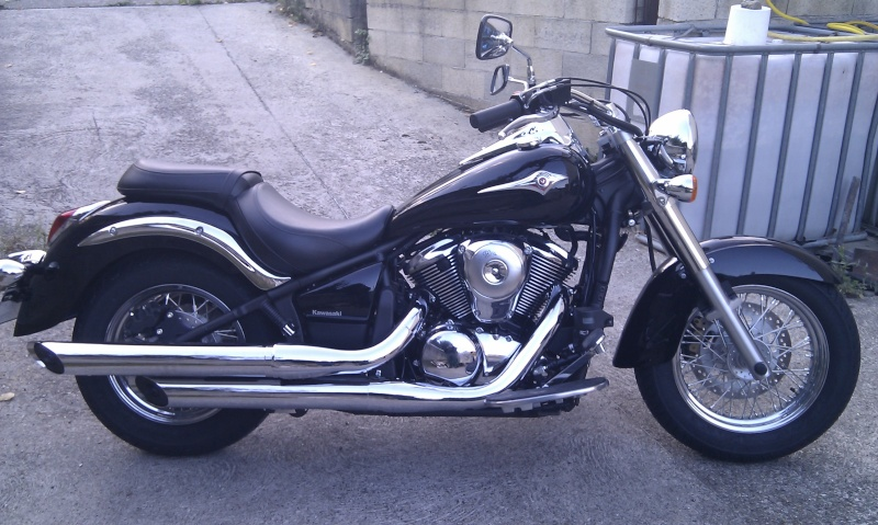 900 VN - ma belle vn 900 classic 2011 00112