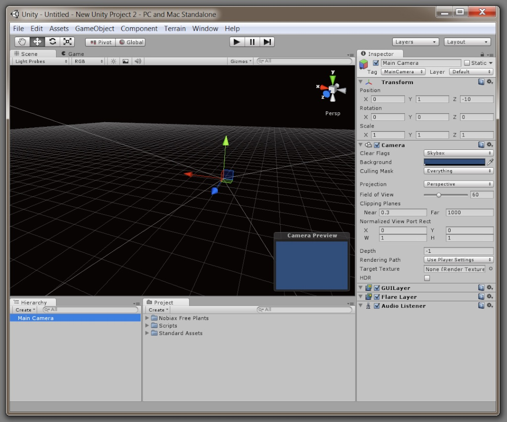 Tutorial Unity 3D By Peugeotfast Dn110