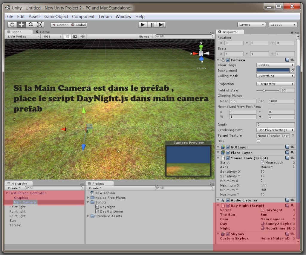 Tutorial Unity 3D By Peugeotfast Dn1110