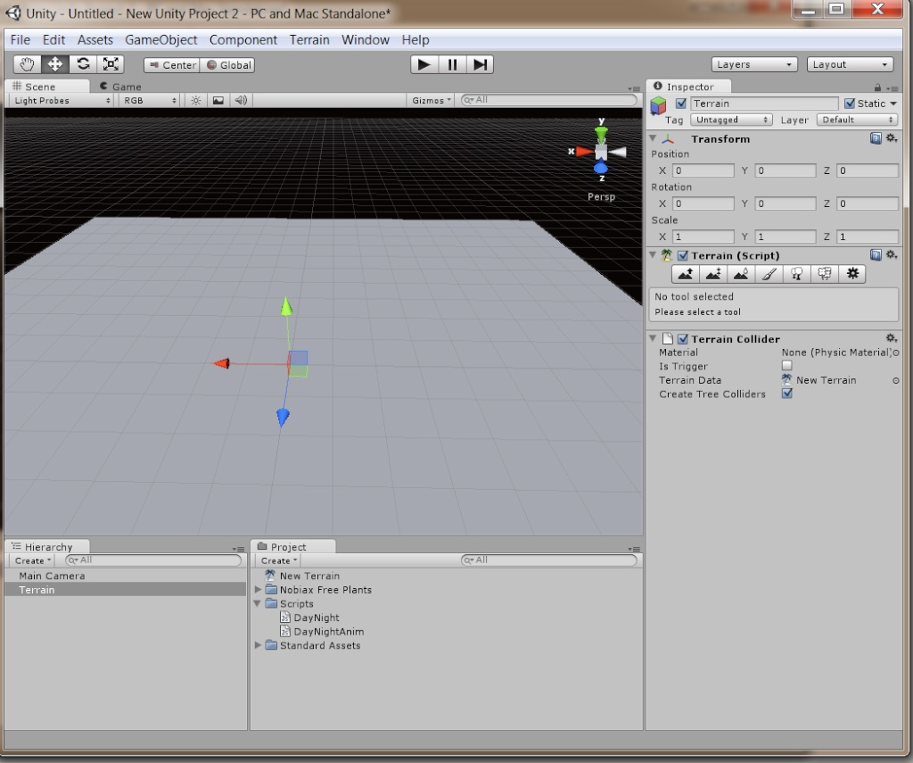 Tutorial Unity 3D By Peugeotfast Dn210
