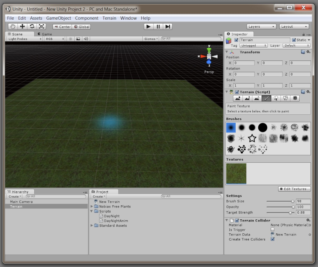 Tutorial Unity 3D By Peugeotfast Dn310