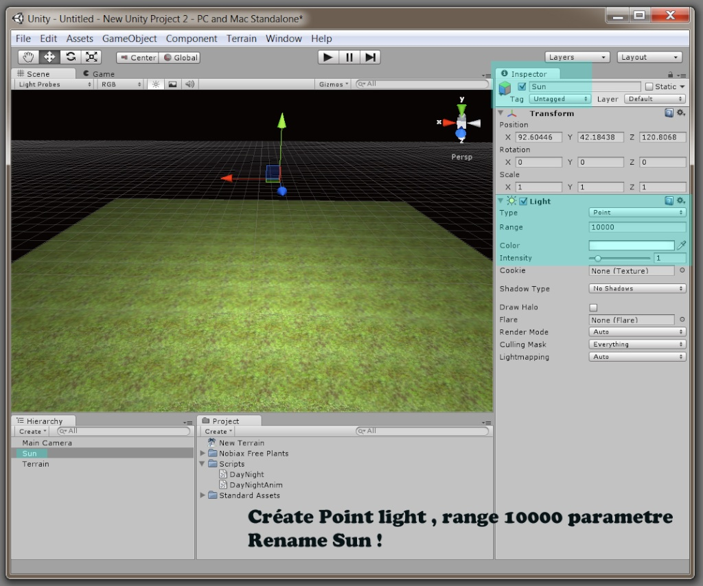 Tutorial Unity 3D By Peugeotfast Dn410