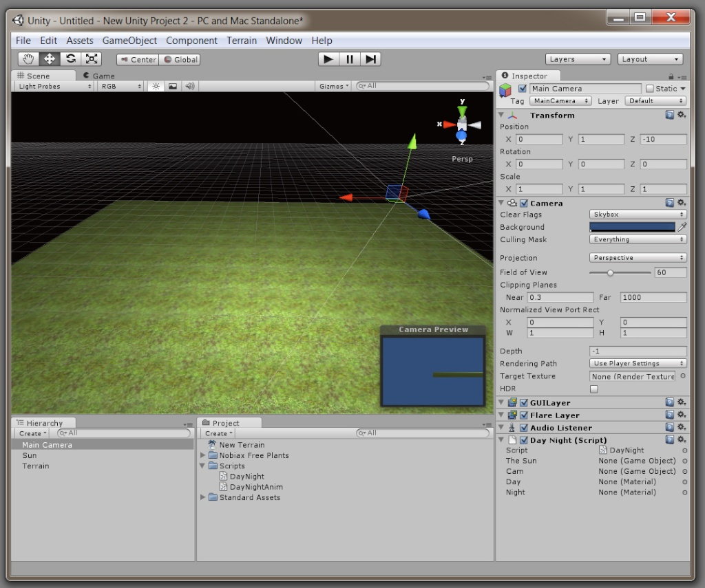 Tutorial Unity 3D By Peugeotfast Dn510