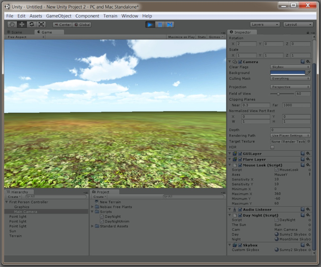 Tutorial Unity 3D By Peugeotfast Dn910
