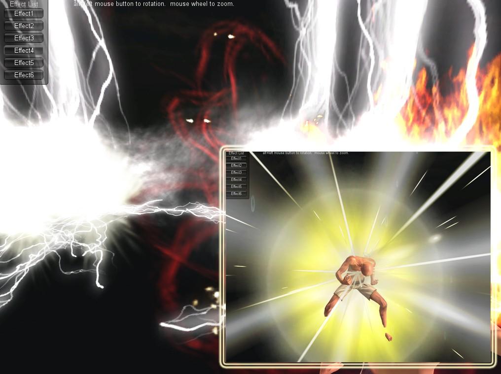 Xffect Editor : editeur d'effets spéciaux gratuit Fxspec10
