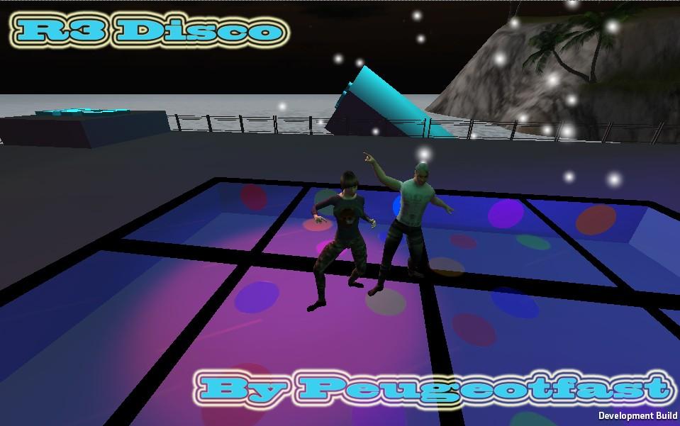 R3 Disco  R3-01410