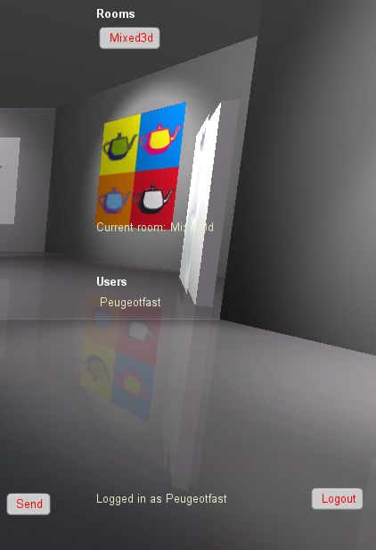 World 1.0 Mixed3d enfin disponible sur Unity Room10