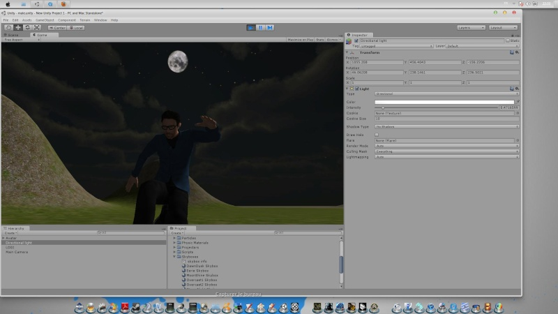 UNITY 3.6 Suite ! Screen10