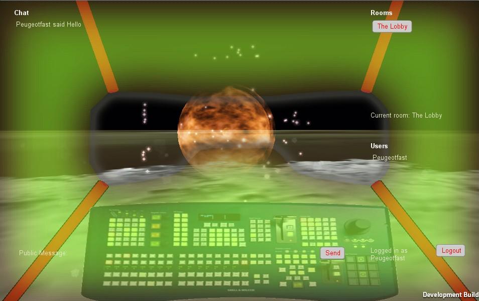 SounDy Space Le Feu et la Glace Server32
