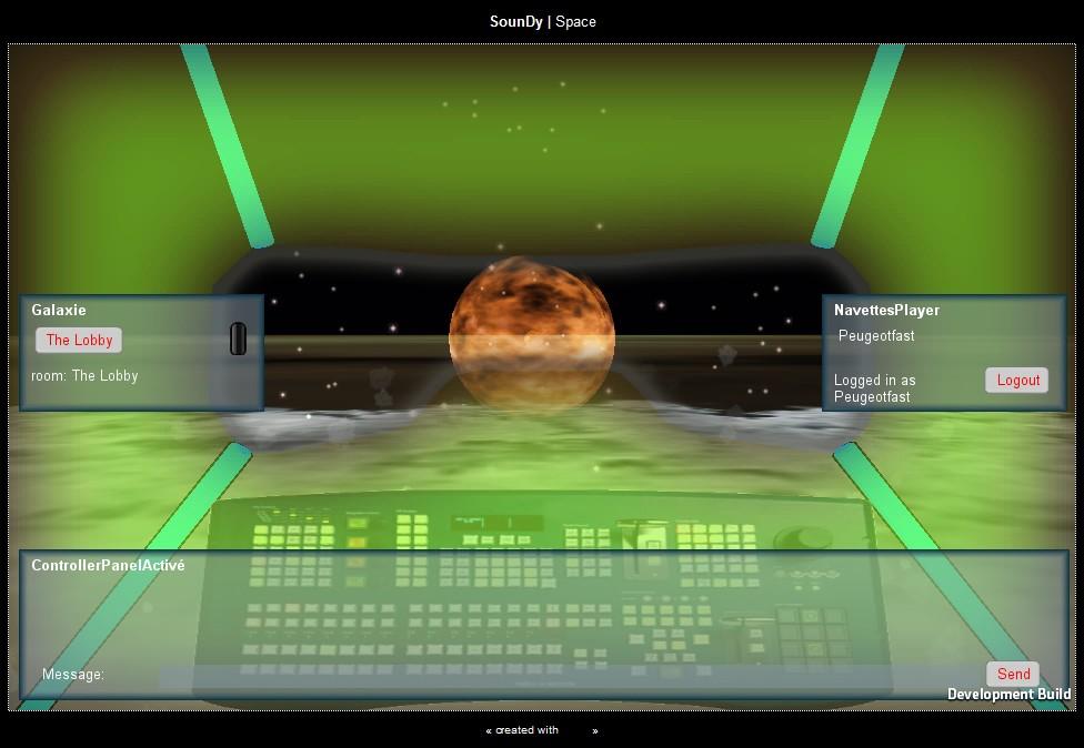 SounDy Space Le Feu et la Glace Server33
